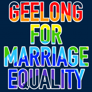 Geelong For Marriage Equality